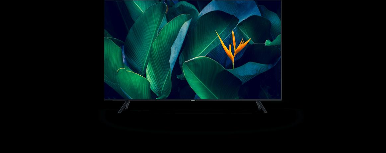 Televisão Crystal UHD